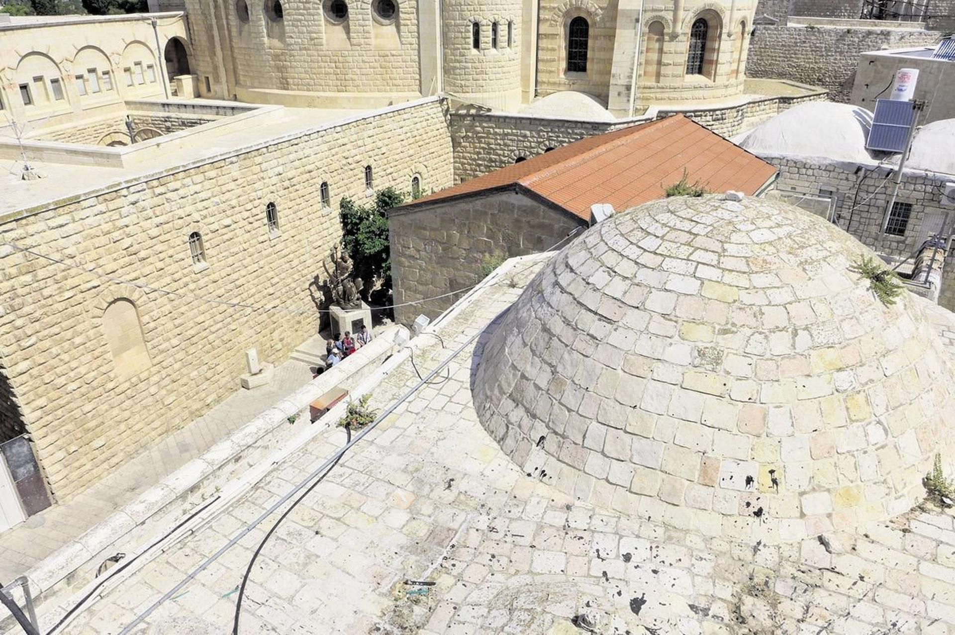 קבר דוד המלך. צילום: שלומי כהן