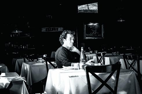 """גרטופסקי. """"המטבח מושפע מעונתיות ומהאזור הגיאוגרפי""""   צילום: בן יוסטר"""