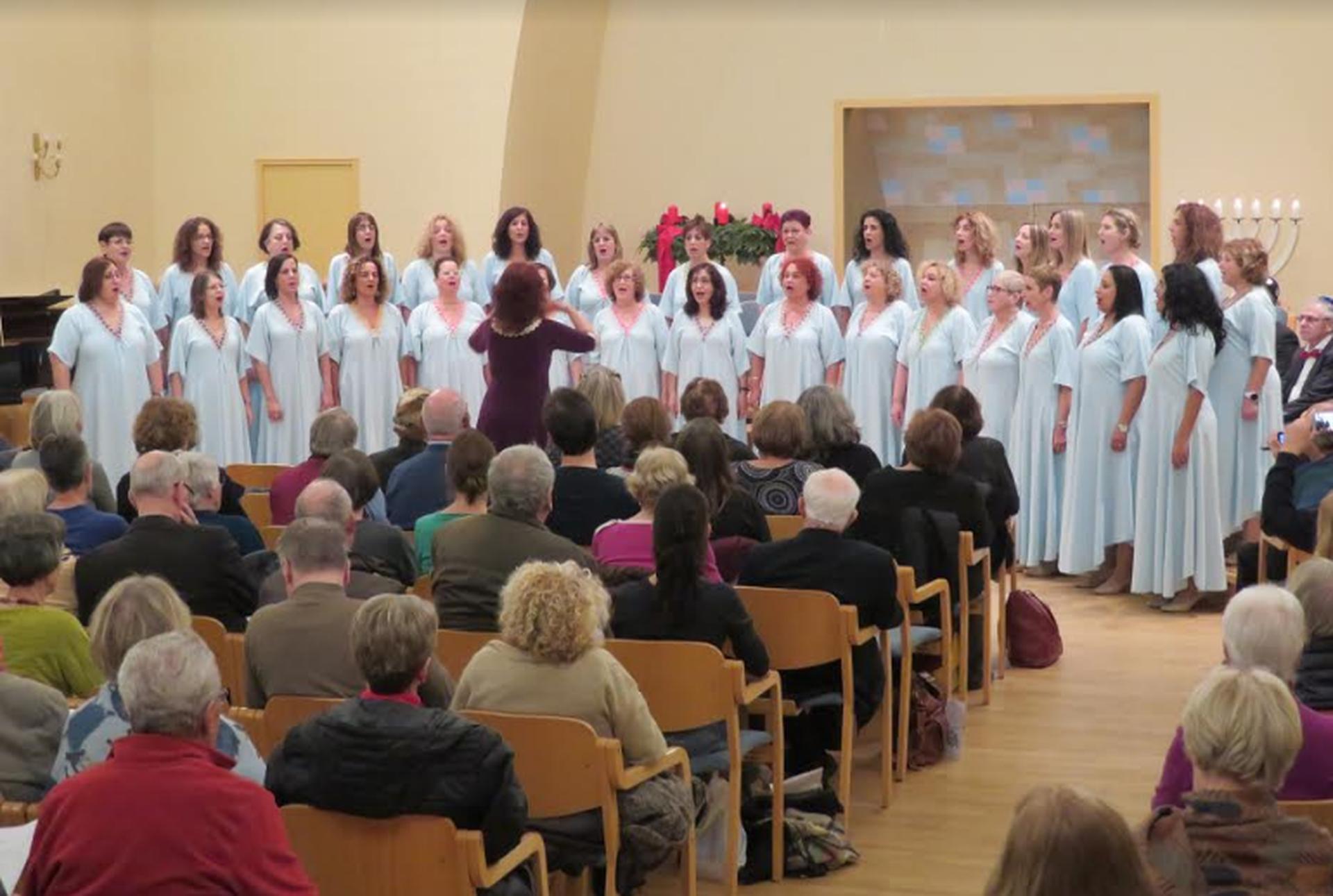 צילום: מקהלת נווה שיר