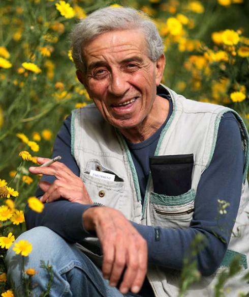 """נחום היימן ז""""ל. צילום: אביגיל עוזי, מתוך ynet"""