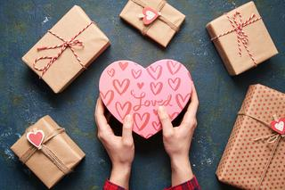 ולנטיין של מתנות. צילום: shutterstock