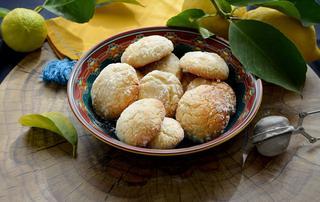 עוגיות לימון. צילום: אלונה זוהר