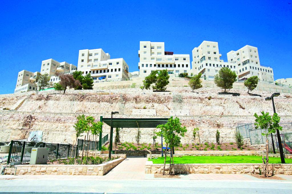 שכונת הר חומה בירושלים | צילום: שלומי כהן