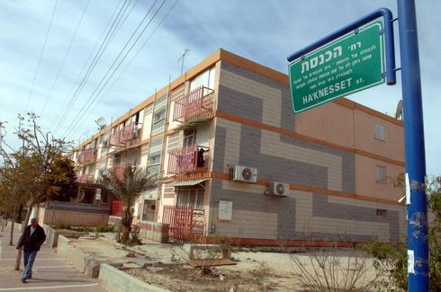 באר שבע. כבר לא יושבים על הגדר   צילום: הררצל יוסף