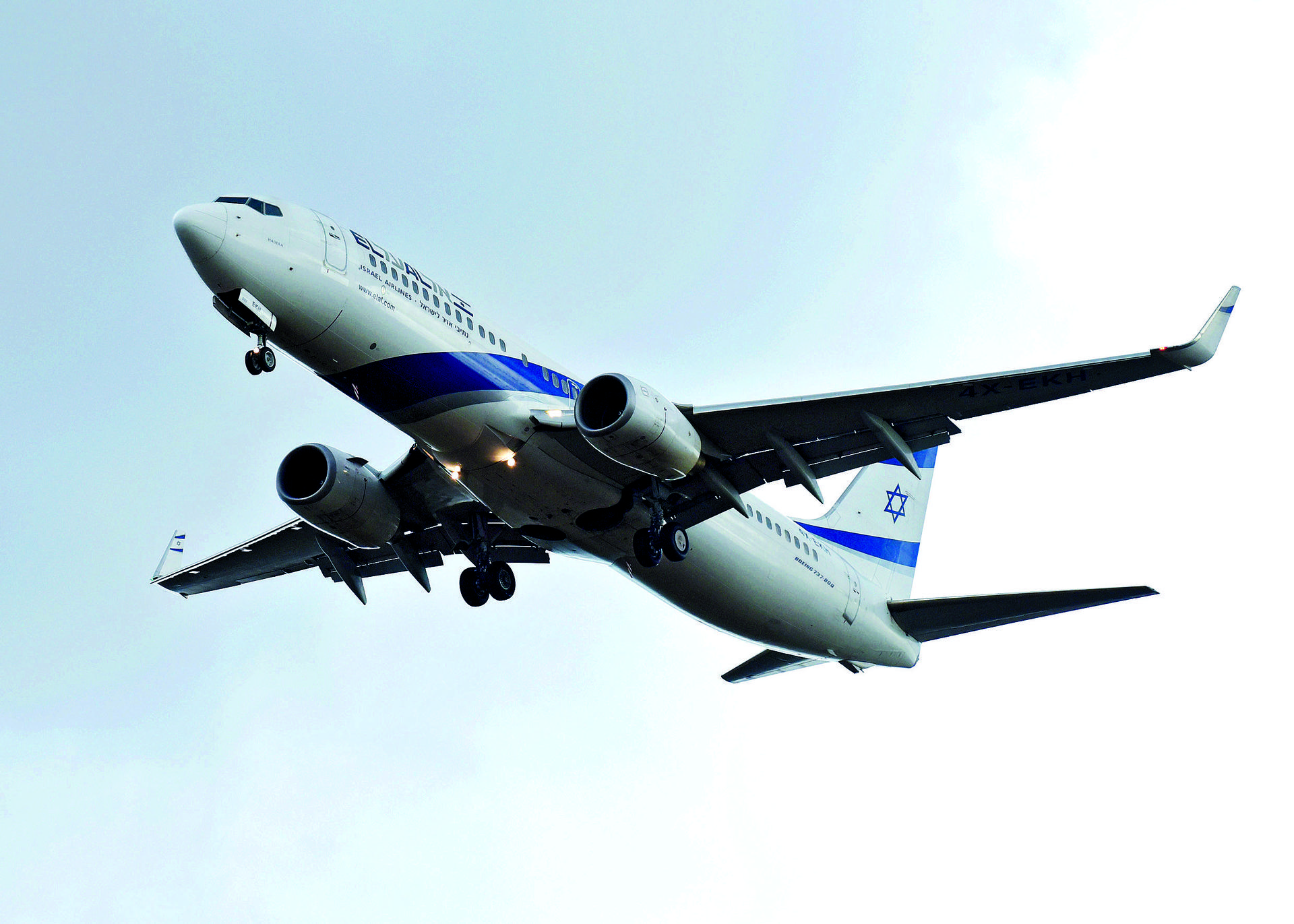 רק רעש האזעקות הצליח להוריד את רעש המטוסים | צילום: קובי קואנקס