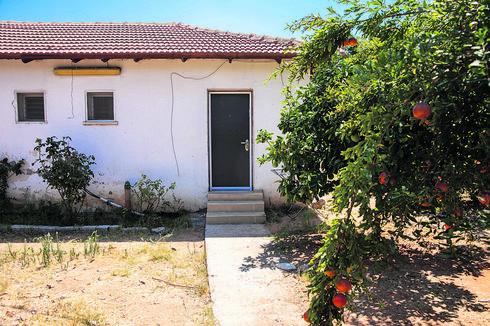 הבית שבו נמצאו אוליאל ואלקריף   צילום: אלי דסה
