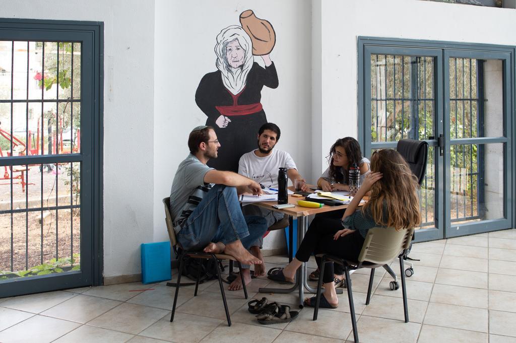 """""""אין פוליטיקה בתוכנית הזאת""""   צילום: יואב דודקביץ'"""