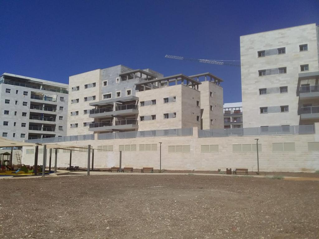 פרויקט יורו בראש העין   צילום: באדיבות יורו ישראל
