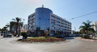 בניין המשרדים בראש העין   צילום: פרטי