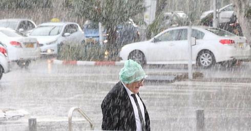 לא לשכוח מטריות   צילום ארכיון: מוטי קמחי
