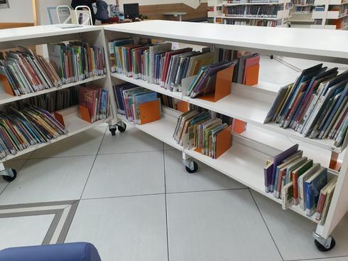ספריית ראש העין | צילום: מתן דויטש