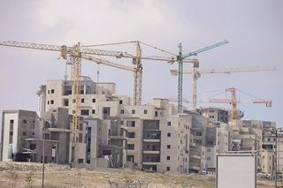 בנייה. צילום: הרצל יוסף